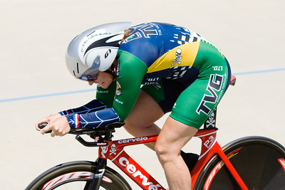2008 Masters Track Nationals 2K Pursuits