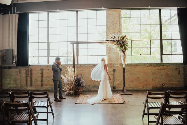 Sarah & Diego Wedding Day
