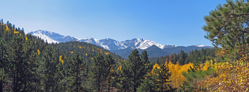 Pikes Peak Panoramas