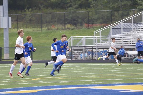 '20 NDCL Boys JV Soccer