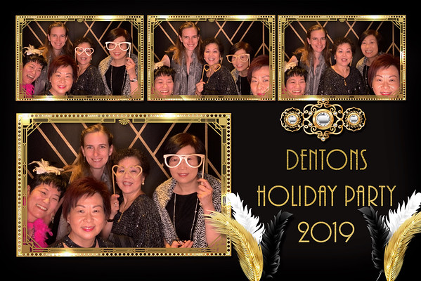 Dentons Holiday Party