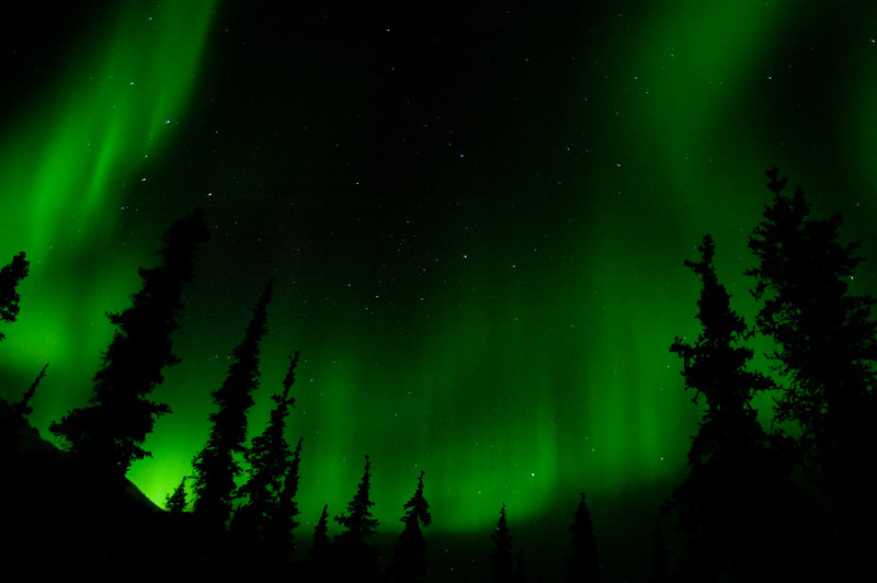 Northern Lights #9, Brooks Range, Alaska