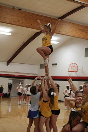 Cheer Camp Var Sunday AM
