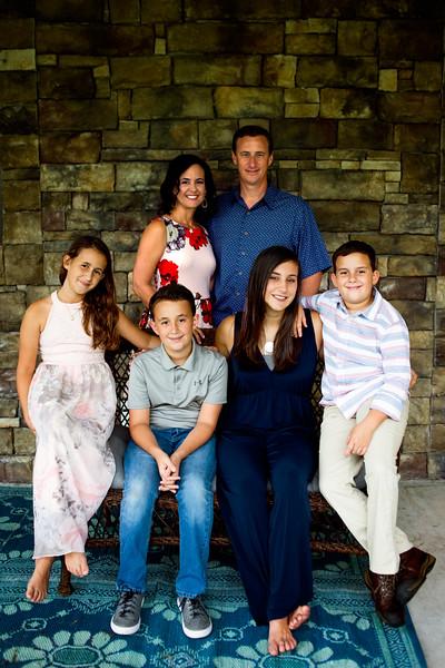 Ramsey Family 2018