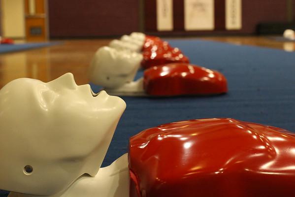 10-15-2014 CPR demonstration
