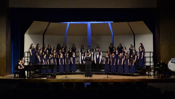 WHS Spring Chorus Concert 2016