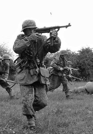 ''OPERATION MARKET BOSWORTH'' THE BATTLE, 17th September 2016.