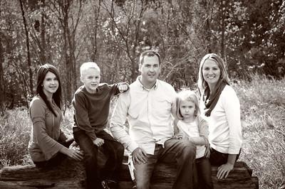 Kelli's Family 2014
