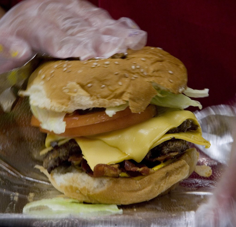 ". <p>5. HUMAN MEAT  <p>Be VERY careful when ordering a burger in Nigeria. (unranked) <p><b><a href=\'http://www.nydailynews.com/news/world/nigerian-hotel-serves-human-meat-report-article-1.1616311\' target=""_blank\""> HUH?</a></b> <p>   (Paul J. Richards/AFP/Getty Images)"