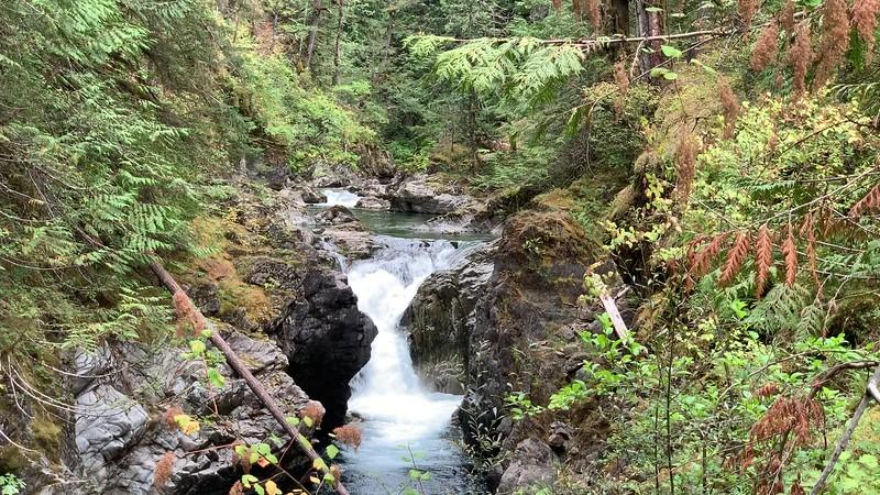 Qualicum Falls