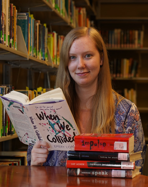 Kate Vriesema, a 2018 Summer Scholar, studied Young Adult novels and how mental illnesses are portrayed while also writing her own Young Adult novel.