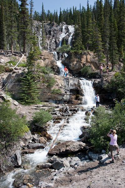 Tangle Falls, Occupied