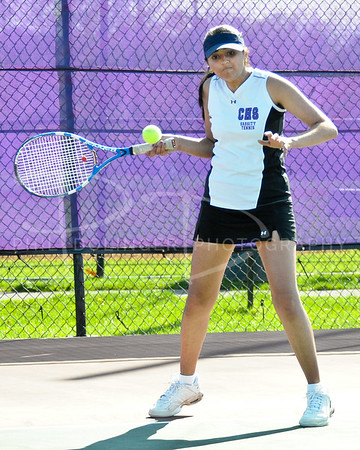 Chantilly Chargers Girls Tennis v Westfield, Thursday, April 14, 2011
