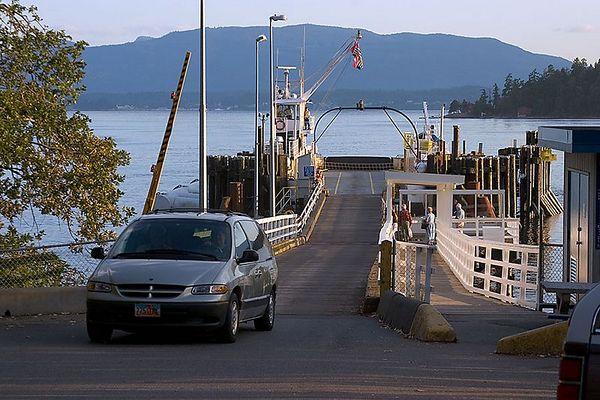 05- Thetis Island Ferry