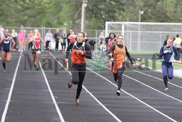CVC Track at Orange 2014
