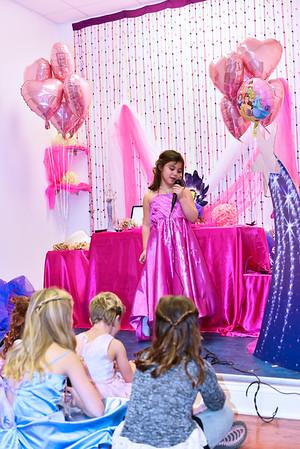 Marisa's DIVAS Birthday Party