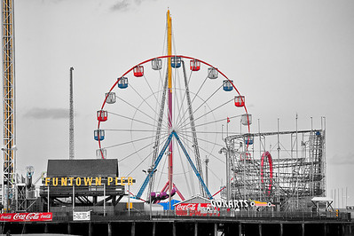 Seaside Heights and Seaside Park Prints