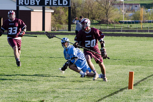 Boys LAX vs Westminster 2012