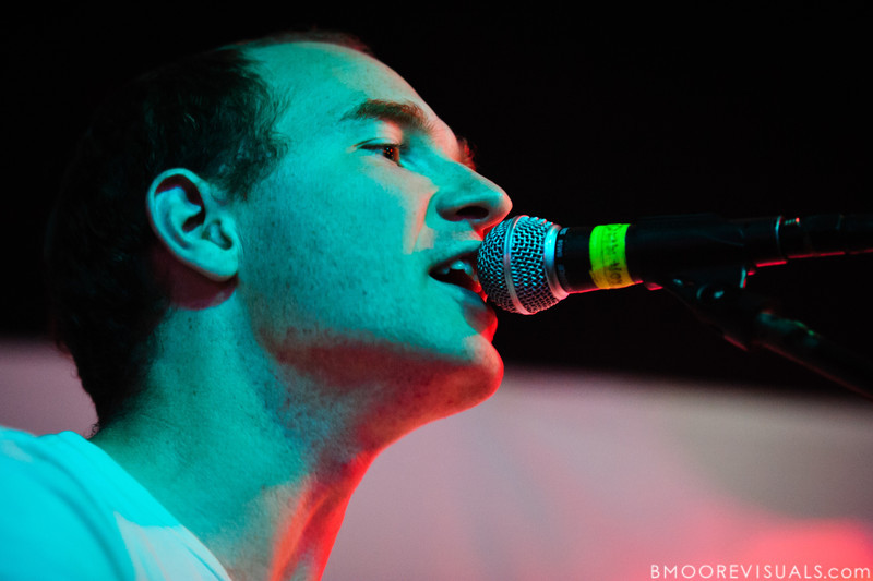 "Dan Snaith of Caribou performs on October 17, 2010 in support of ""Swim"" at Crowbar in Ybor City, Tampa, Florida"