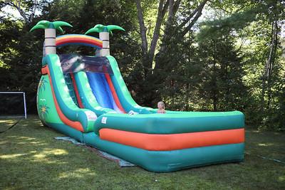 Dory's 5th Birthday Party Splashdown