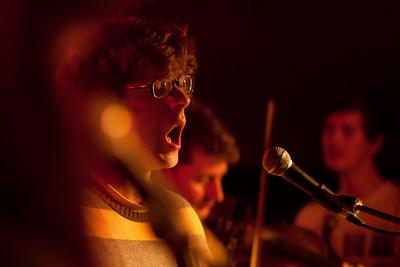 2010.10.30 : Eagle Owl live at the Luminaire