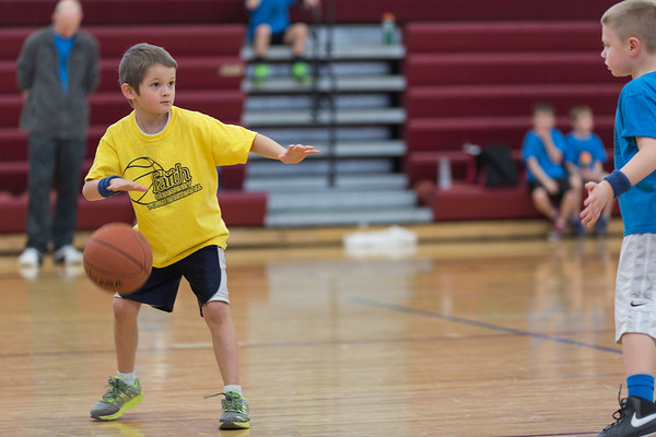 Leagues - Youth Basketball