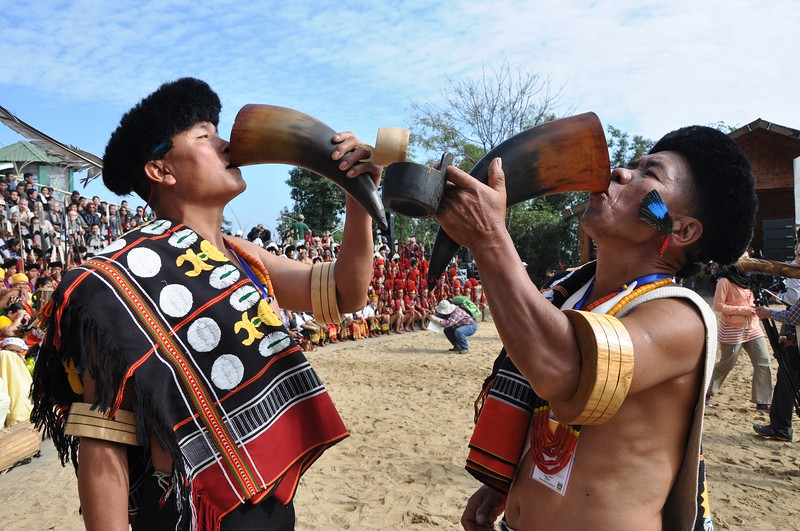 nagaland tribe tour