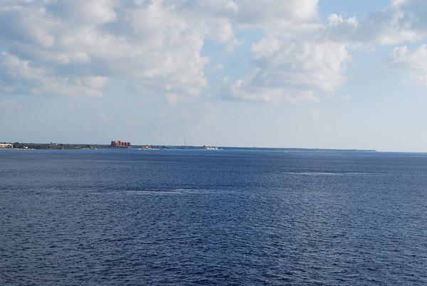 Cozumel Cruise 3/09