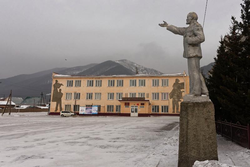 Ust Barguzin, Lake Baikal