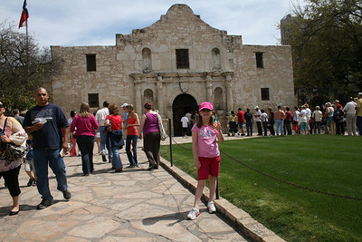 2010 March San Antonio Alamo
