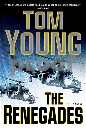 "Penguin Books - ""The Renegades"" by Tom Young"