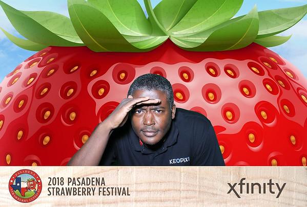 Prints - Pasadena Strawberry Festival