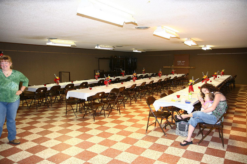 Van Zandt County Fair Appreciation Dinner, 2007