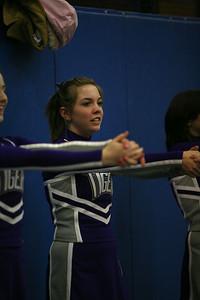 DS Cheerleaders at Model 2006