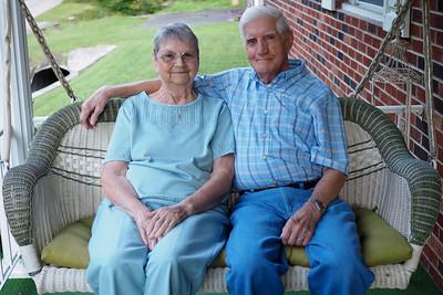 Mr. & Mrs. Bowles 65 years!