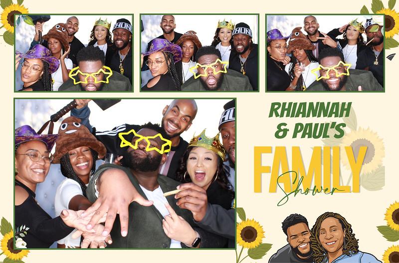 11/14/20 - Rhiannah & Paul's Family Shower