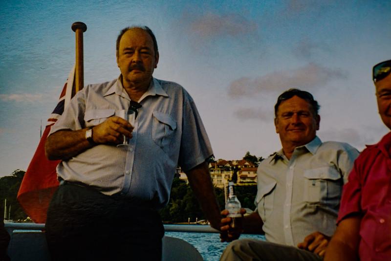 Harbour Cruise Nov 2003