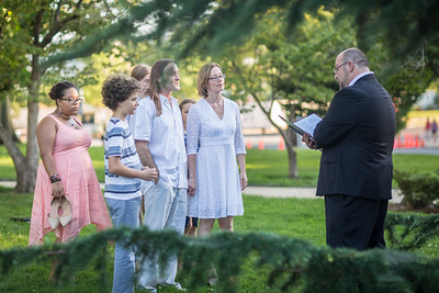 01 Ceremony @ Capitol South Lawn