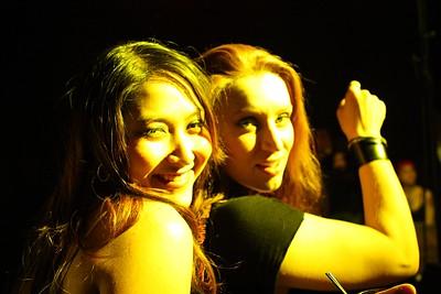 Sin City Sinners @ Wasted Space in Las Vegas,  2/19/09