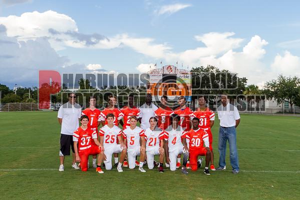 Boone Varsity Football #1 - 2016