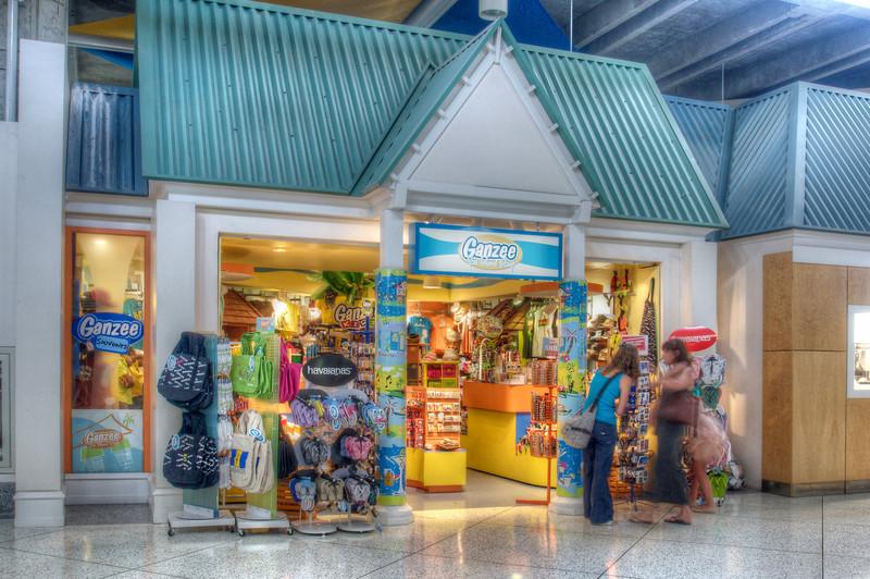 Ganzee shop in Barbados photographed by Barbados Photography
