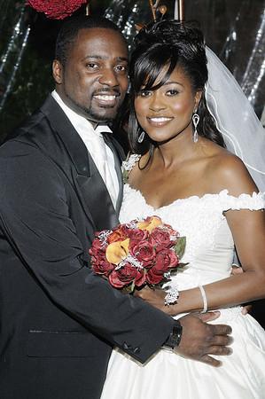 Wedding of (Filmmaker,Director) Matty Rich and (Publicist) Reid Johnson  1/19/2008
