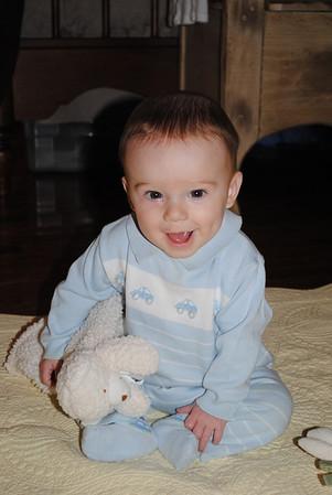 Hank 7 Months Old