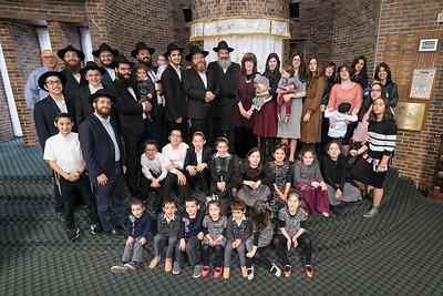 Menachem Menedel's Bris-October 5, 2018