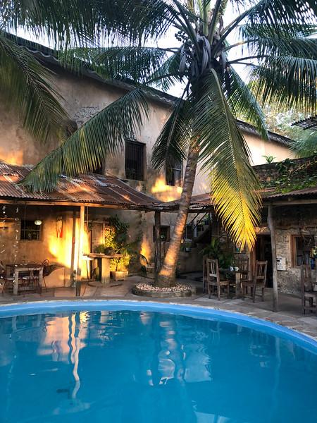 Firefly lodge in Bagamoyo