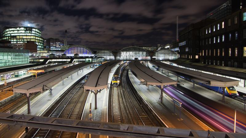 London Paddington railway station