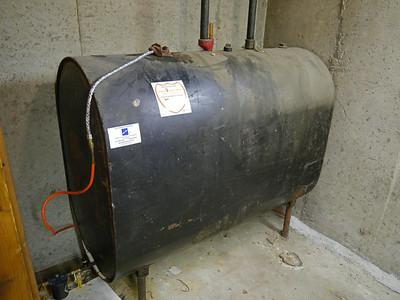 New Oil Tank 06-24-14