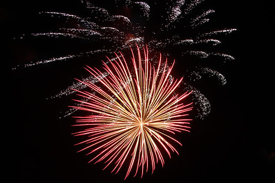 2015 Fireworks - Coshocton Airport