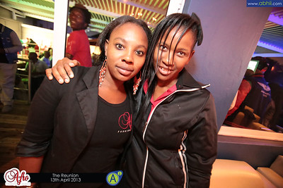 Afro Lounge - 13th April 2013