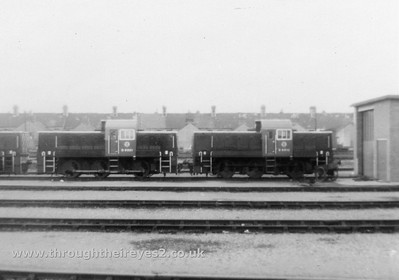 Pre TOPS Locomotives